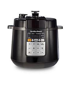 Hamilton Beach Multi-Function 6-Qt. Pressure Cooker