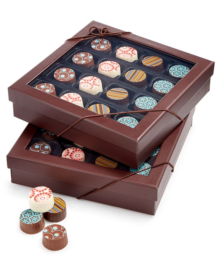 Chocolate Works - 32-Pc. Truffle Gift