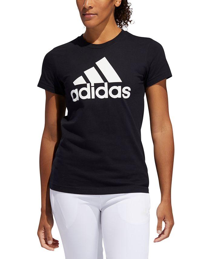 adidas - Cotton Logo T-Shirt