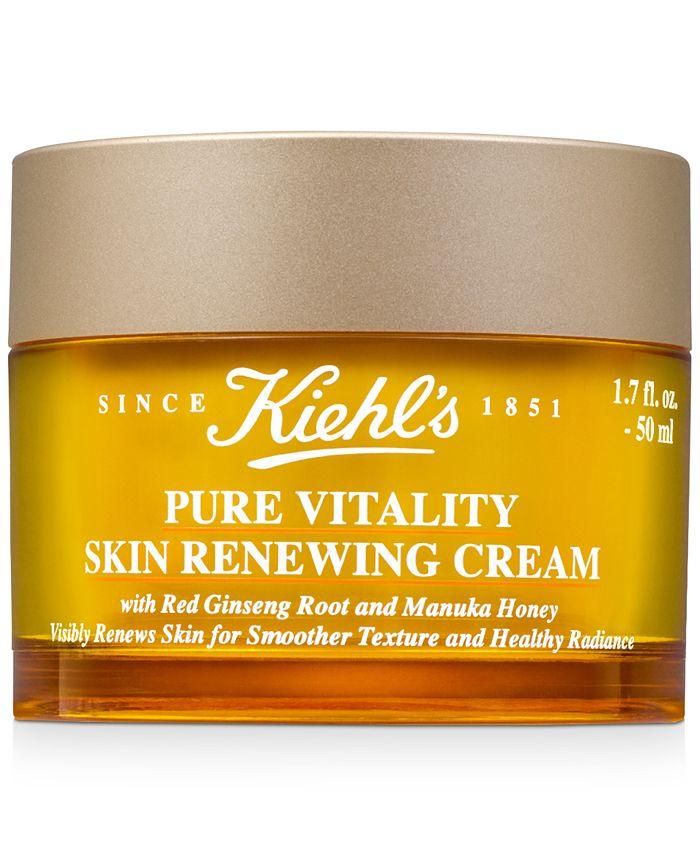 Kiehl's Since 1851 - Pure Vitality Skin Renewing Cream, 1.7-oz.