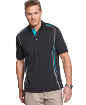 Champions Tour Golf Shirt Skeletol Print Polo Shirt