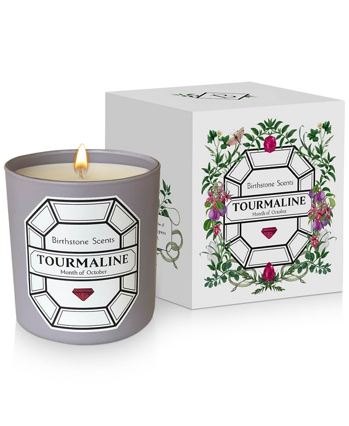 Birthstone Scents - Tourmaline Candle, 8.5-oz.