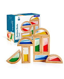Guidecraft Rainbow Blocks - Sand