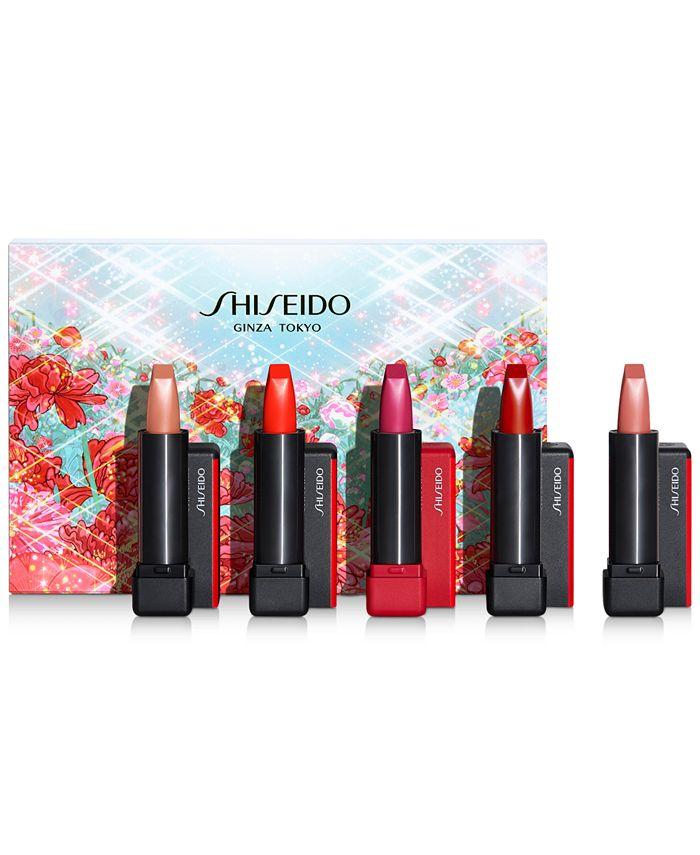 Shiseido - 5-Pc. ModernMatte Powder Lipstick Gift Set