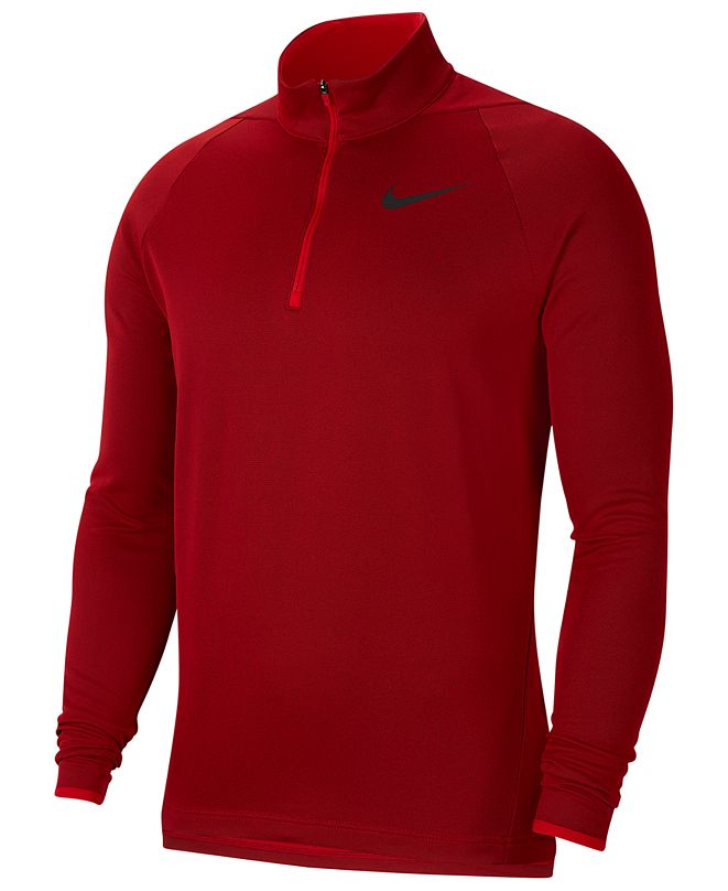 Nike Men's Therma Quarter-Zip Training Top