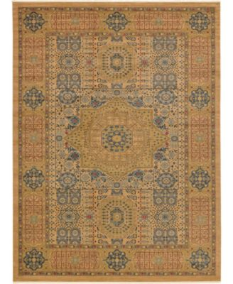 Wilder Wld5 Light Blue 8' x 11' Area Rug
