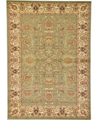 Passage Psg8 Light Green 9' x 12' Area Rug