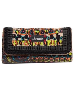 sakroots Handbag, Trifold Wallet