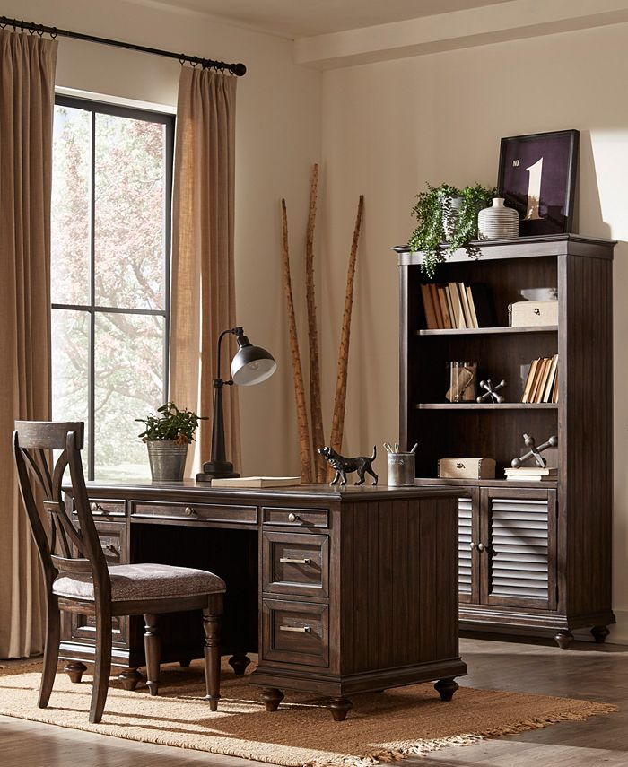 Furniture Seldovia Home Office Collection Reviews Furniture Macy S