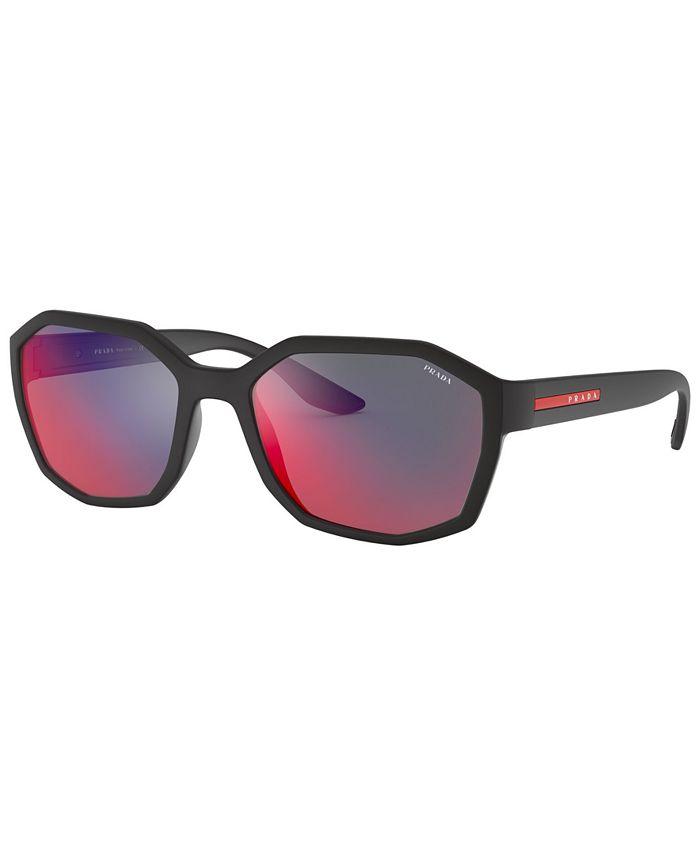 Prada Linea Rossa - Sunglasses, PS 02VS 57