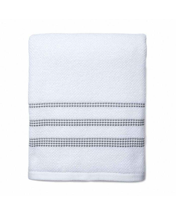 Cassadecor - Cotton Riceweave Bath Towel