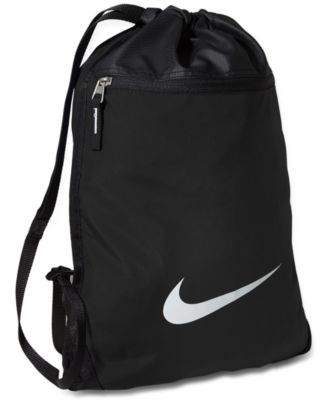 Nike Accessories, Team Training Gymsack Bag - Accessories ...