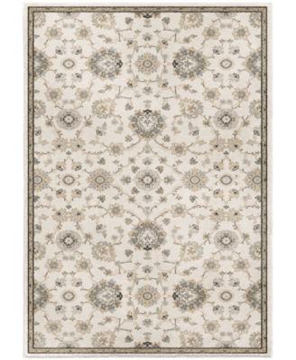 Riverstone Manor Sarouk Soft White 7'10