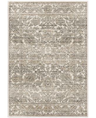 Riverstone Persian Tonal Light Gray 5'3