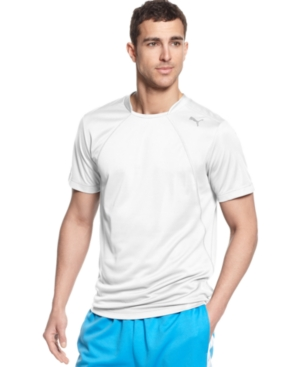 Puma dryCELL TShirt Short Sleeve Training Tee