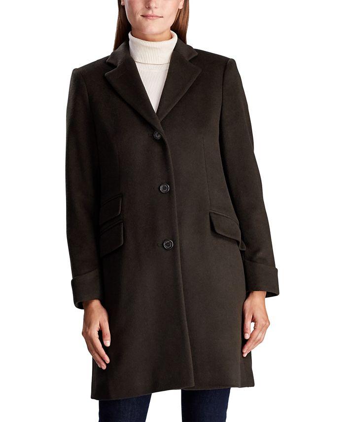 Lauren Ralph Lauren - Three-Button Overcoat
