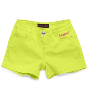 Baby Phat Kids Shorts Girls SequinPocket Twill Shorts