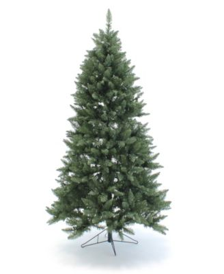6.5' Pre-Lit Christmas Tree with Warm White LED Lights