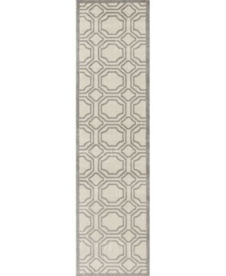"Haven Hav9103 Cream 2' x 7'2"" Runner Rug"