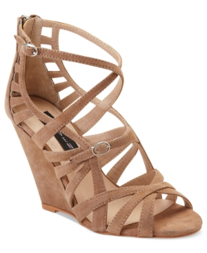 STEVEN by Steve Madden Shoes Stellir Wedge Sandals Womens Shoes