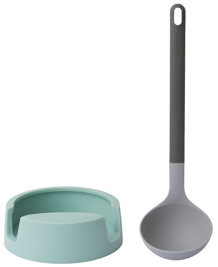 BergHOFF - Leo Collection 2-Pc. Ladle and Holder Set