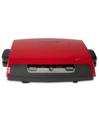 George Foreman GRP95R Grill, 6 Servings