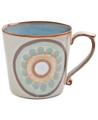 Denby Dinnerware, Heritage Terrace Heritage Accent Large Mug