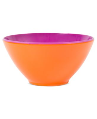 Jonathan Adler Serveware, Loop Melamine Salad Bowl - Serveware ...