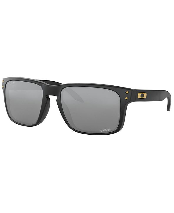 Oakley NFL Collection Sunglasses, New Orleans Saints OO9102 55 HOLBROOK