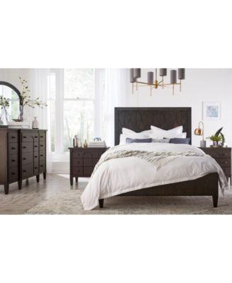 Charleston Lane Bedroom Furniture, 3-Pc. Set (Queen Bed, Nightstand & Chest)