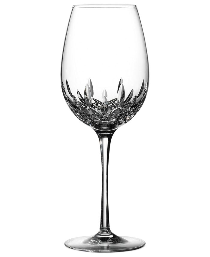 """Waterford - """"Lismore Essence"""" Red Goblet"""