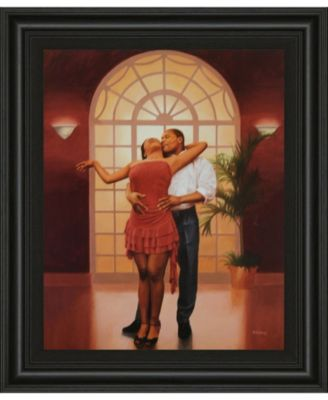 "Dancers I Framed Print Wall Art, 22"" x 26"""