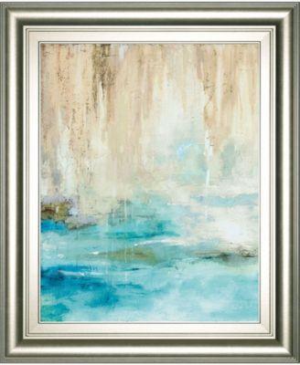 """Through The Mist II by Carol Robinson Framed Print Wall Art, 22"""" x 26"""""""