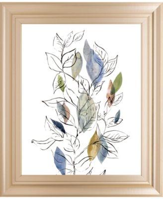 "Spring Leaves II by Meyers, R. Framed Print Wall Art, 22"" x 26"""