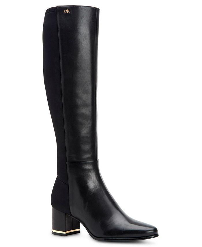Calvin Klein - Women's Freeda Boots