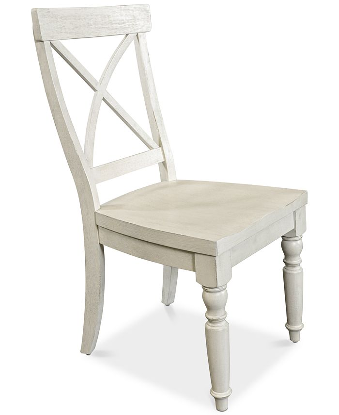 Furniture - Aberdeen X-Back Side Chair