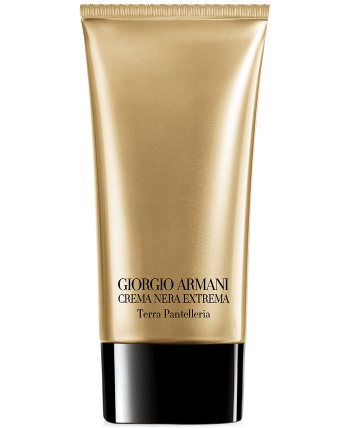 Giorgio Armani - Crema Nera Extrema Terra Pantelleria Face Mask, 5.1-oz.