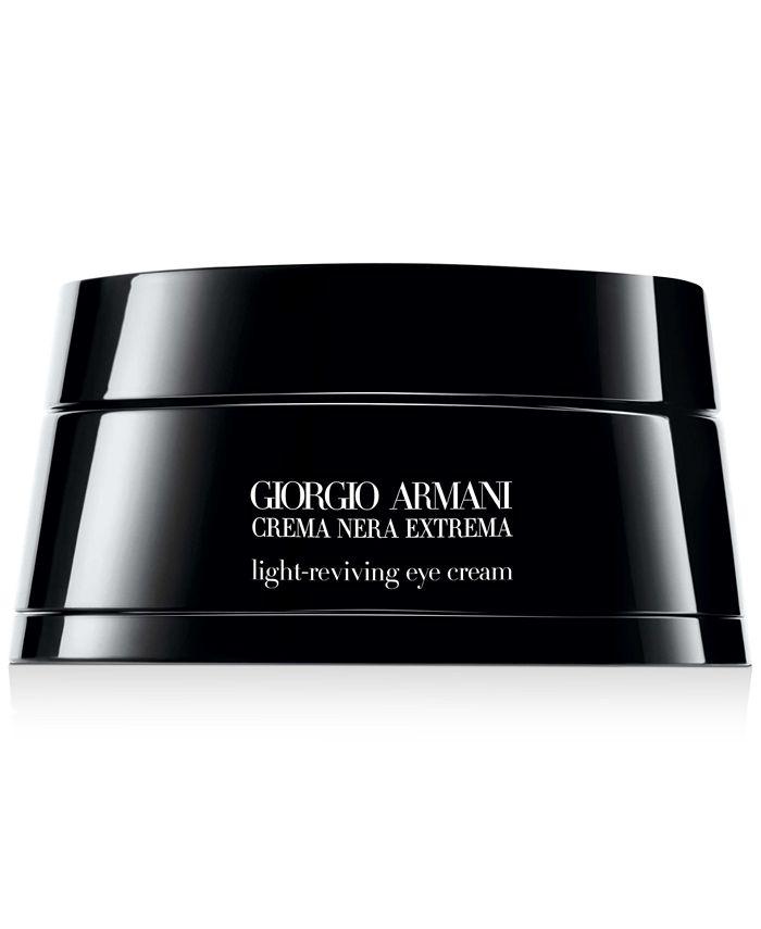 Giorgio Armani - Giorgio Armani Crema Nera Extrema Light-Reviving Eye Cream, 0.5-oz.