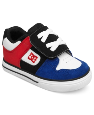 DC Shoes Kids Shoes Toddler Boys Pure V Sneakers