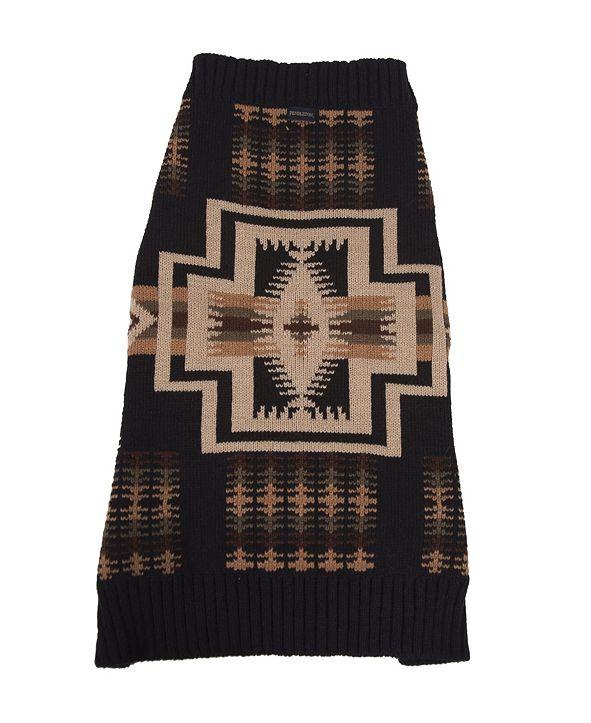 Pendleton Harding Dog Sweater, Large
