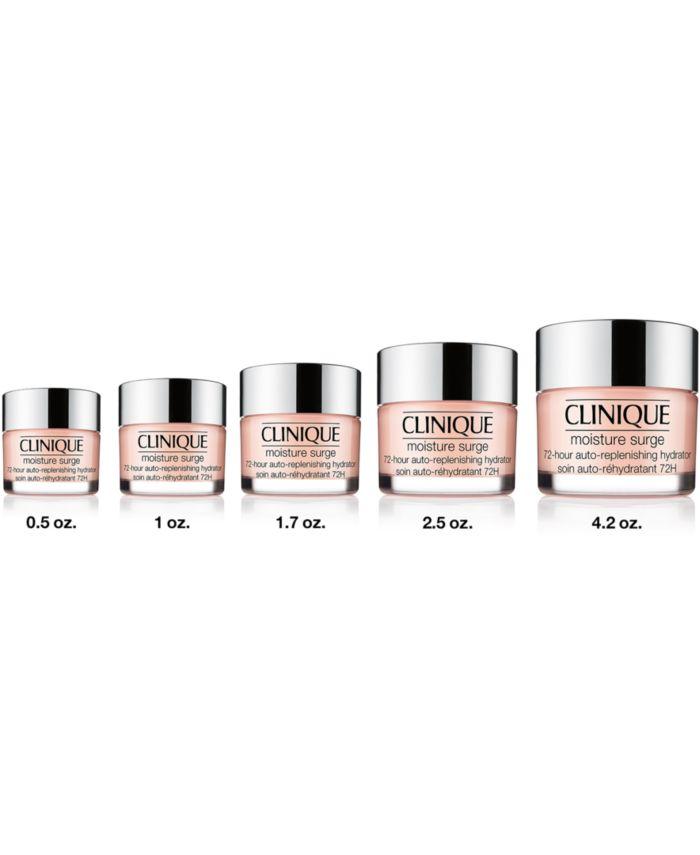 Clinique Moisture Surge 72-Hour Auto-Replenishing Hydrator, 1.7-oz. & Reviews - Skin Care - Beauty - Macy's