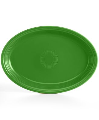 "Fiesta 19"" Oval Serving Platter"