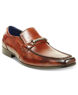 Steve Madden Mens Shoes Rumsford Bit Loafers Mens Shoes