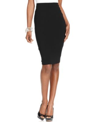 Alfani Textured Pencil Skirt - Skirts - Women - Macy's
