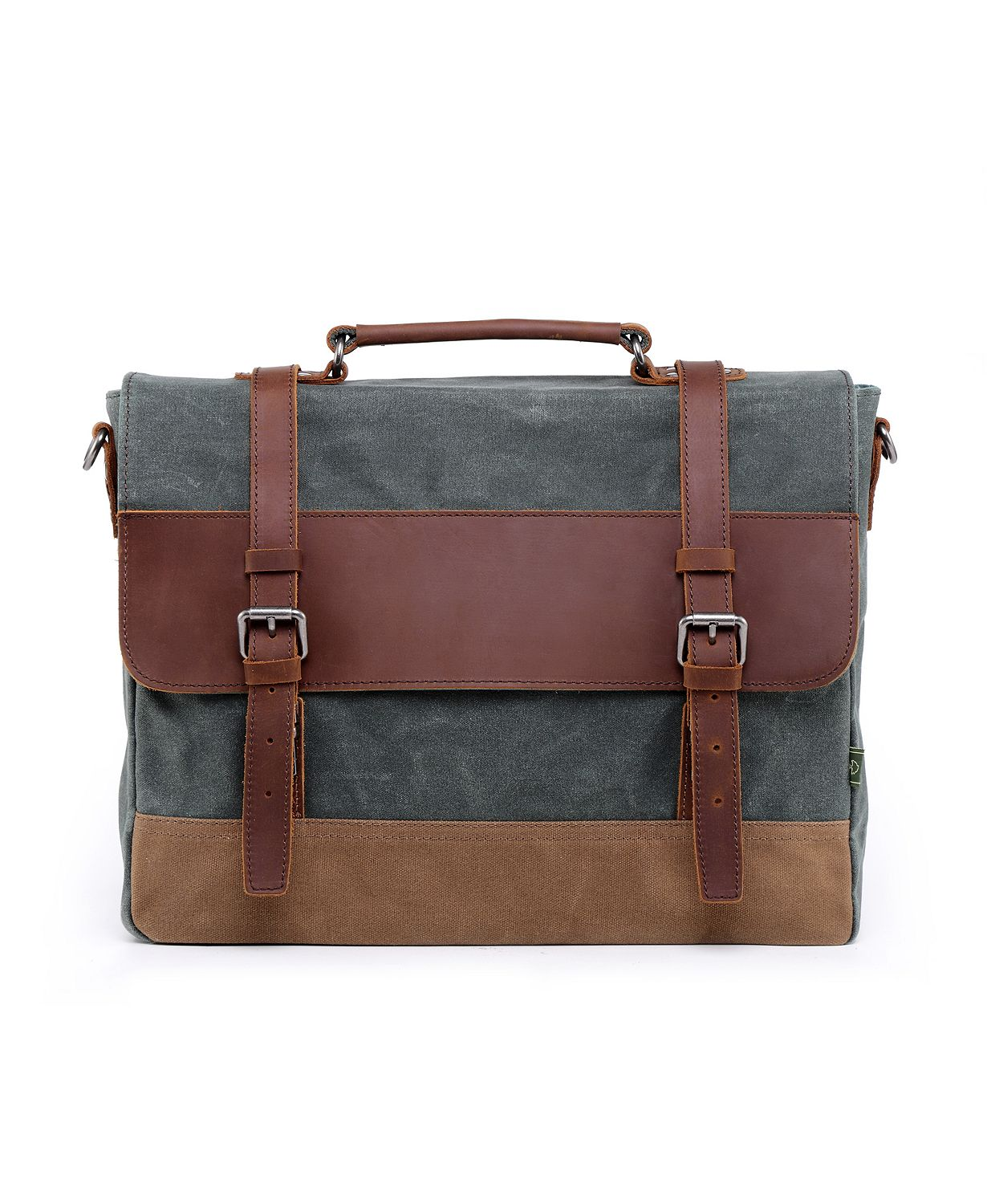 Waxed canvas briefcase - so perfect for autumn. Come discover Fall Outfits, Eyewear, Florals, Recipes + Me Unfiltered.