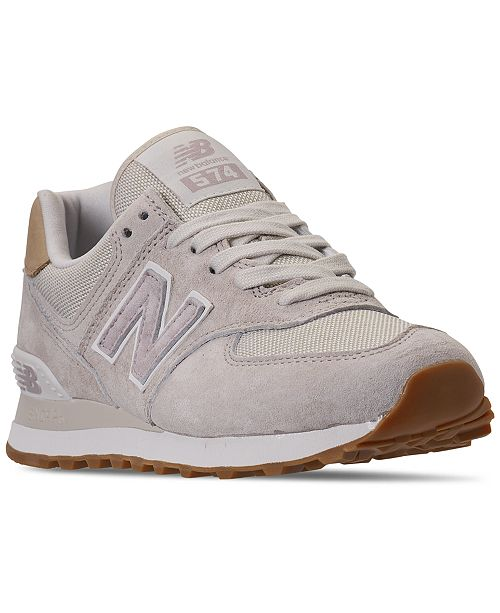 puente energía Especializarse  New Balance Women's 574 Casual Sneakers from Finish Line & Reviews - Finish  Line Athletic Sneakers - Shoes - Macy's