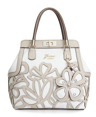 Carters Baby Furniture GUESS Handbag, Floren Small Satchel - Handbags & Accessories - Macy's