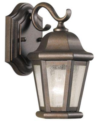 Feiss Black Martinsville Outdoor Lantern Lighting Amp Lamps For The Home Macy S