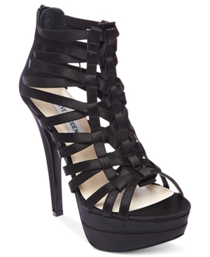 Steve Madden Womens Shoes Cruzing Platform Sandals Womens Shoes