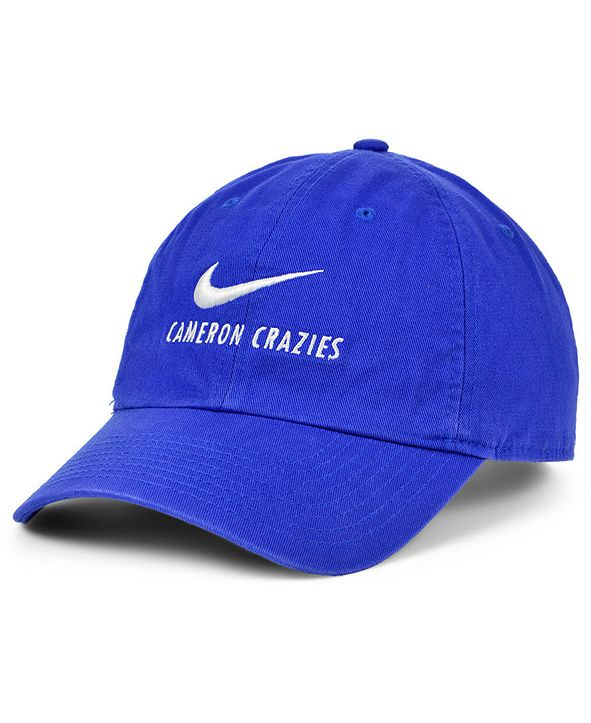 Nike Duke Blue Devils Team Local H86 Cap